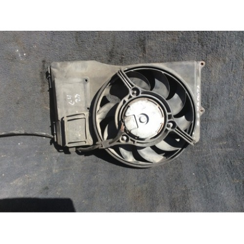 Вентилятор радиатора 2.3 (бензин) (4A0121207B)