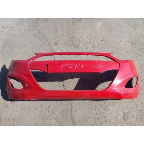 Бампер передний (рестайлинг)