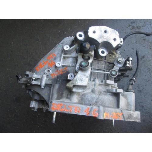 Коробка передач (КПП/МКПП) 1.6 D дизель Multijet (C635)