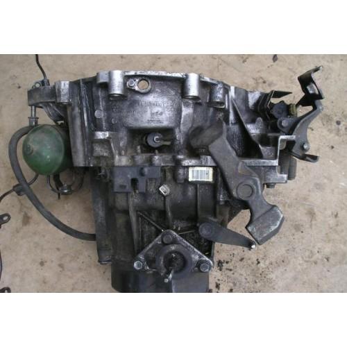 Коробка передач (КПП/МКПП) 5-ступка, 2.5 TD дизель (9616264410)