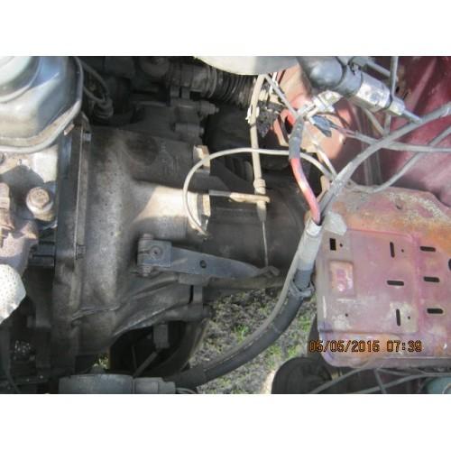 Коробка передач (КПП/МКПП) 1.1/1.4 бензин (87TT-7F098-AB)
