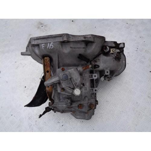 Коробка передач (КПП/МКПП) 1.8 V8 бензин (F16)