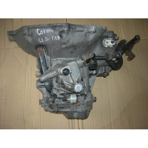 Коробка передач (КПП/МКПП) 1.0 V12/1.2 V16 бензин (F13, C394)