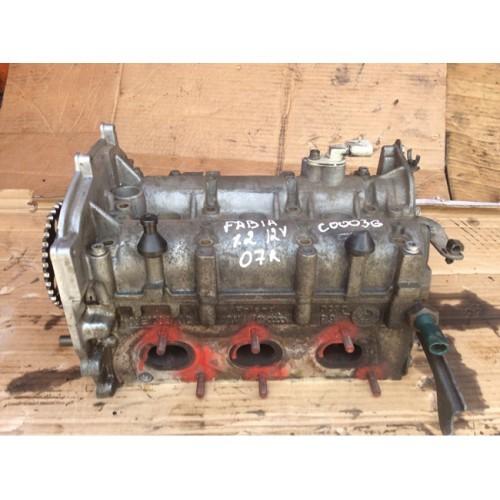 Головка блока цилиндров (ГБЦ) 1.2 V12 бензин в сборе (AZQ, 03E103373C)