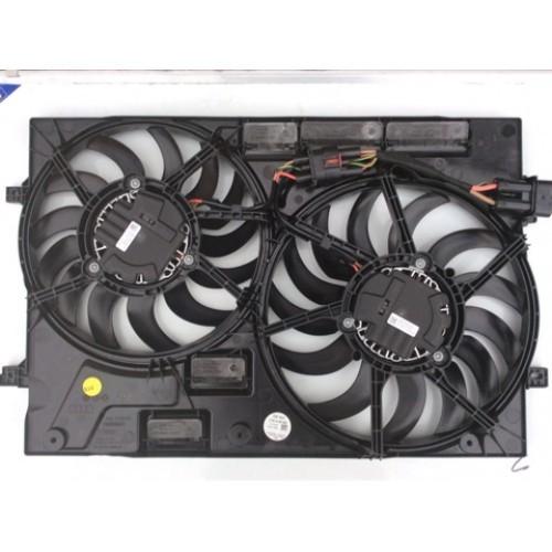 Вентилятор радиатора  (3Q0121203E, 3Q0959455, 3Q0959455A, 3Q0121205B)
