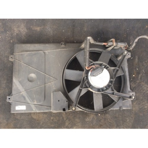 Вентилятор радиатора 2.0 бензин (7M0121207E, 95VW8147AB)