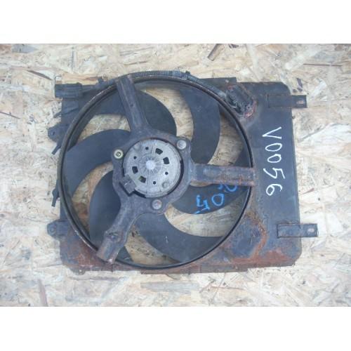Вентилятор радиатора 1.4, V16 бензин, автомат