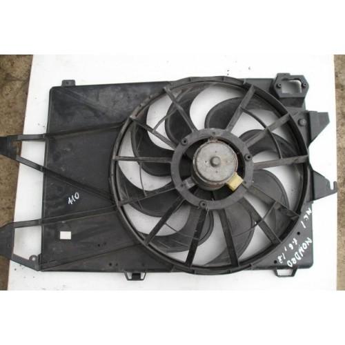 Вентилятор радиатора 1.6-1.8 бензин (93BB8B605AC)