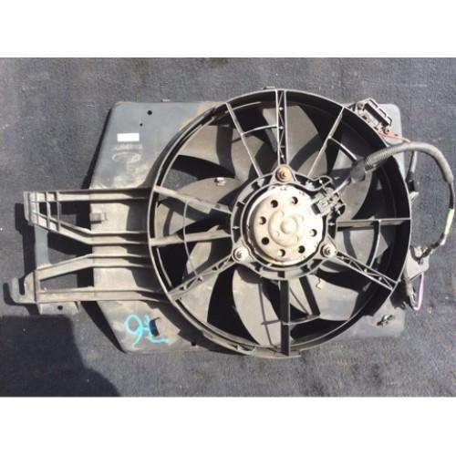 Вентилятор радиатора 1.6 бензин (95AB8C607DB, 95AB8146DB)