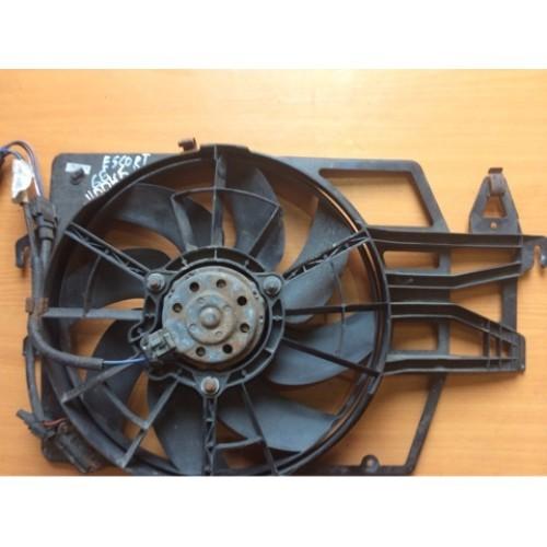 Вентилятор радиатора 1.8 TD дизель (97AB8C607DB)