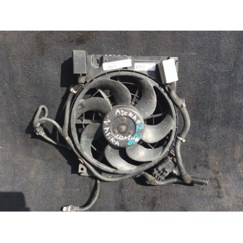 Вентилятор радиатора 1.7 CDTI дизель BOSCH (0130303960)