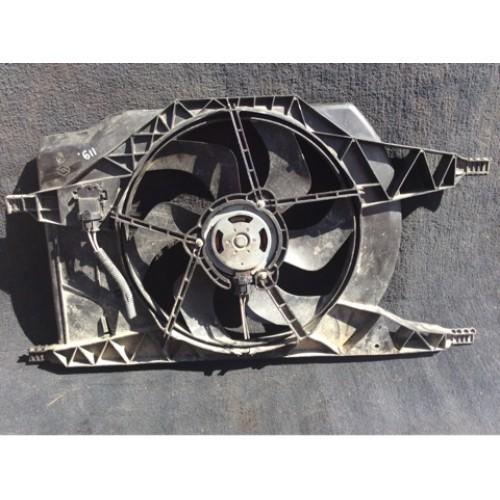 Вентилятор радиатора 1.9 DCI дизель (1831068000)