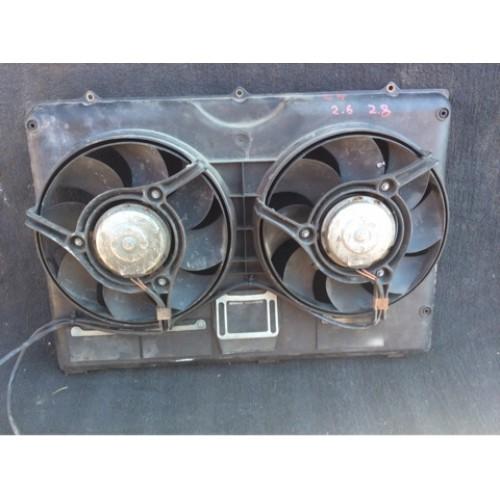 Вентилятор радиатора 2.6/2.8 бензин GATE (4A0121207H, MP8120C41, MP8120C42)