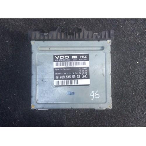 Блок управления двигателем (ЭБУ) E230 MSE VDO (0195455932 04)