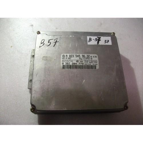 Блок управления двигателем (ЭБУ) 2.4, 3.2 BOSCH, C240/C280, E240/E320 (0261204779, A0235459632)