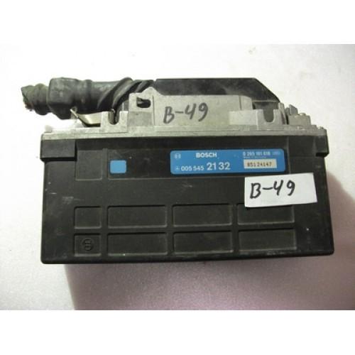 Блок управления ABS BOSCH, W124/W126 (0265101018, 0055452132)