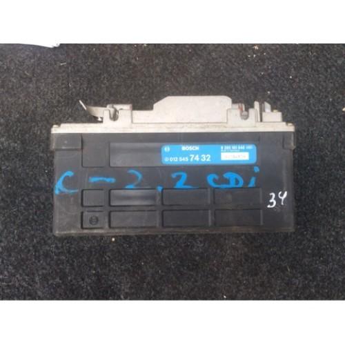 Блок управления ABS 2.2 CDI BOSCH (0125457432, 0265101040)