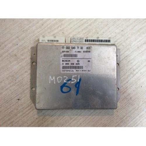 Блок управления ABS ESP+BA BOSCH (0265109425, 0225457132)