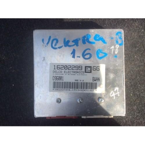 Блок управления двигателем (ЭБУ) 1.6D (16202299, D96001 BWHN)