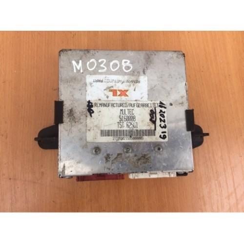 Блок управления двигателем (ЭБУ) 1.6 Opel Vectra B 5160008, TST62561