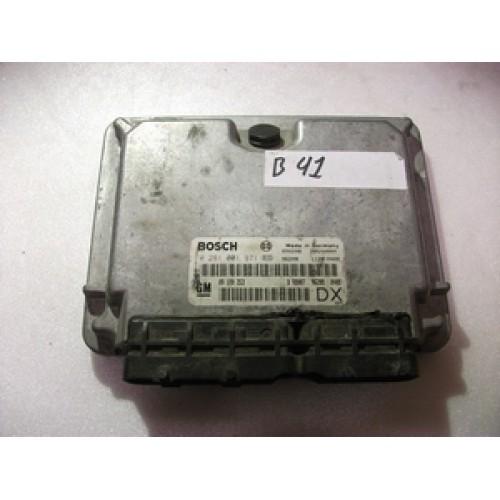 Блок управления двигателем (ЭБУ) 2.0 DTL BOSCH (0281001971, 09180353)