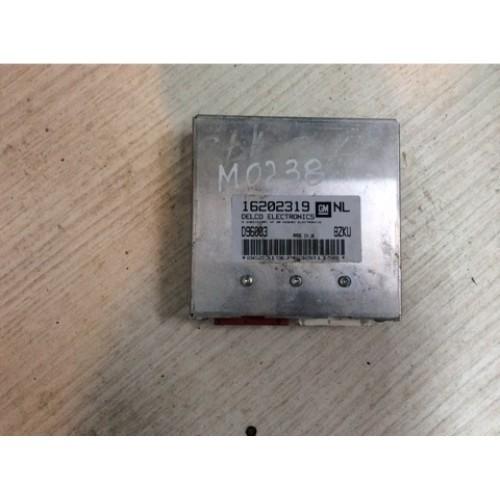 Блок управления двигателем (ЭБУ) 1.6 DELCO (16202319 NL)