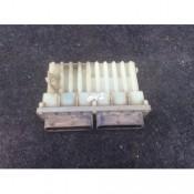 Блок управления вентилятором Opel Astra G 24456733, 15427111