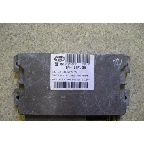 Блок управления двигателем (ЭБУ) 1.1 MAGNETI MARELLI (IAW16F.38, 38/6A35-55)