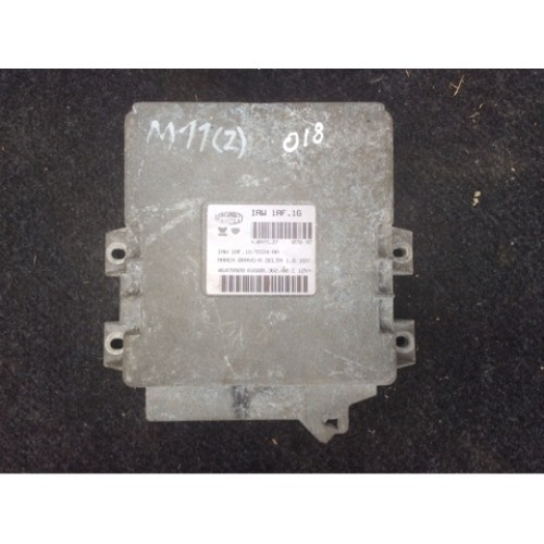 Блок управления двигателем (ЭБУ) 1.6 (IAW1AF.1G, 46478928)