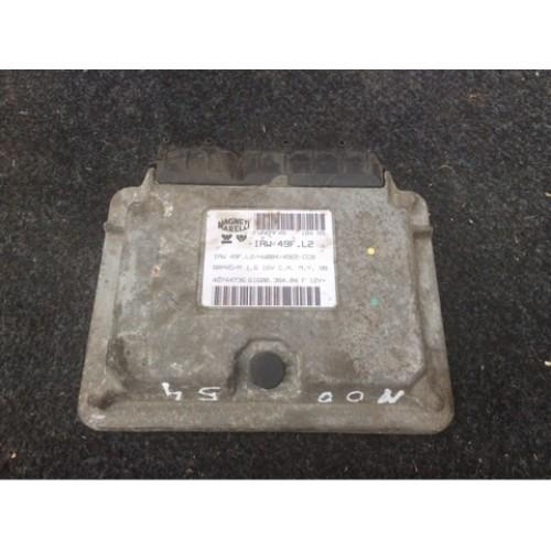 Блок управления двигателем (ЭБУ) 1.6 V16 (IAW49F.L2)