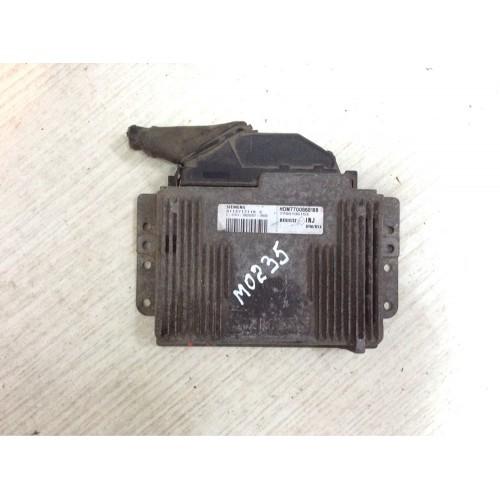 Блок управления двигателем (ЭБУ) 2.0 (S113717119C, 7700105153)