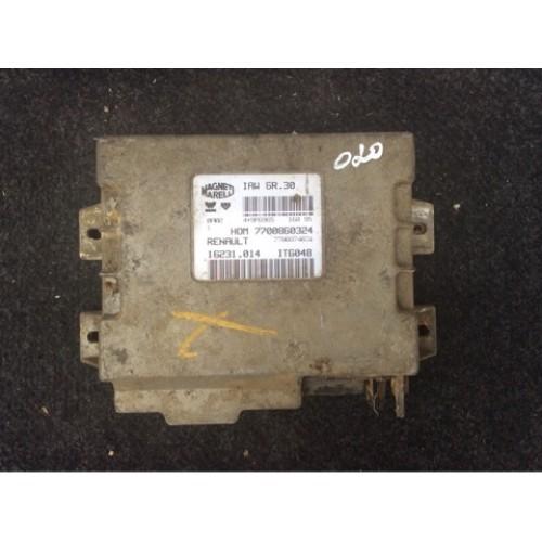 Блок управления двигателем (ЭБУ) 1.2 MAGNETI MARELLI (HOM7700860324, IAW6R.30)