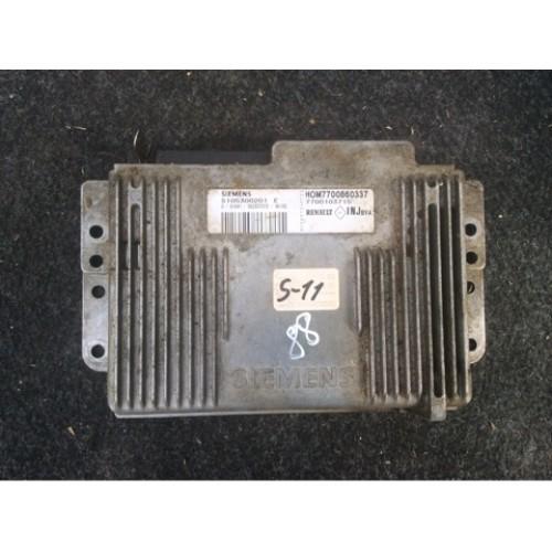 Блок управления двигателем (ЭБУ) SIEMENS (7700103715, S105300201)