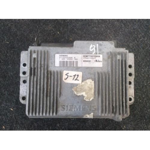 Блок управления двигателем (ЭБУ) SIEMENS (7700112607, 7700112444)