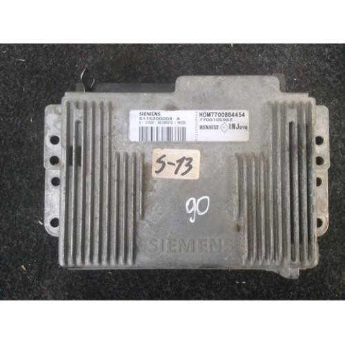 Блок управления двигателем (ЭБУ) 1.6 SIEMENS (7700105983, 7700864454)