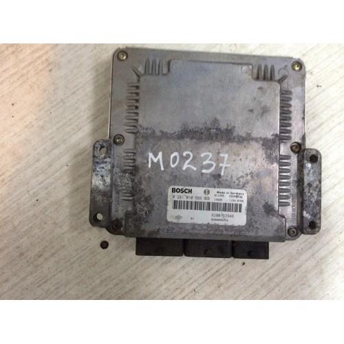 Блок управления двигателем (ЭБУ) 1.9 DCI BOSCH (0281010556, 820053946)