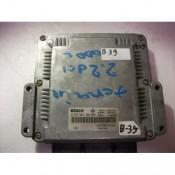 Блок управления двигателем (ЭБУ) 2.2 DCI BOSCH Renault Espace II 0281001999, 7700104407