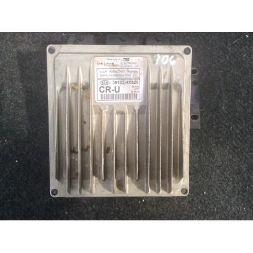 Блок управления двигателем (ЭБУ) 2.9 CRDi DELPHI (39102-4X520)