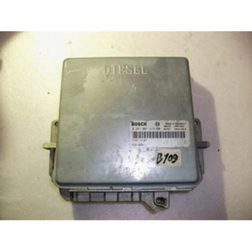 Блок управления двигателем (ЭБУ) 2.0 SDI BOSCH DIESEL (msb100411, 0281001419)