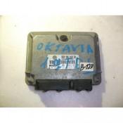 Блок управления двигателем (ЭБУ) 1.9 TDI BOSCH Skoda Octavia 0281010182, 038906018GN