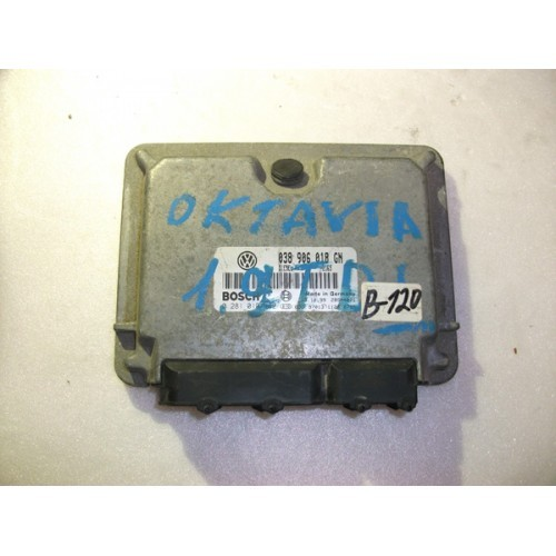 Блок управления двигателем (ЭБУ) 1.9 TDI BOSCH (0281010182, 038906018GN)