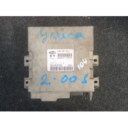 Блок управления двигателем (ЭБУ) 2.0 MAGNETI MARELLI (IAW8P.22, 9623038780)