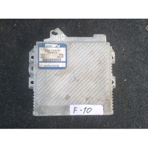Блок управления двигателем (ЭБУ) 2,5D Turbo LUCAS (02010010, 95VB9J464ZB)