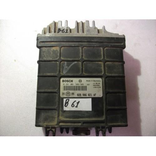 Блок управления двигателем (ЭБУ) 1.9TDI BOSCH (0281001308/309, 028906021AF)