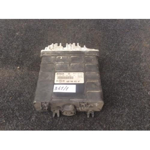 Блок управления двигателем (ЭБУ) 1.9TDI BOSCH Audi 80 B4, 90; Volkswagen Golf III, Passat B4; 0281001308/309, 028906021AF
