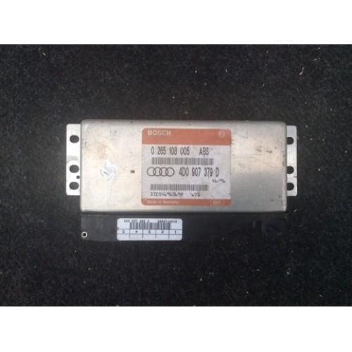 Блок управления ABS BOSCH (0265108005, 4D0907379D)