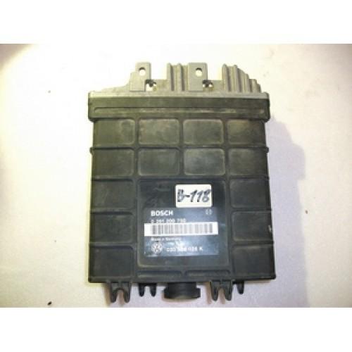 Блок управления двигателем (ЭБУ) 1.4 ABD BOSCH (030906026K, 0261200750, 0261200751)
