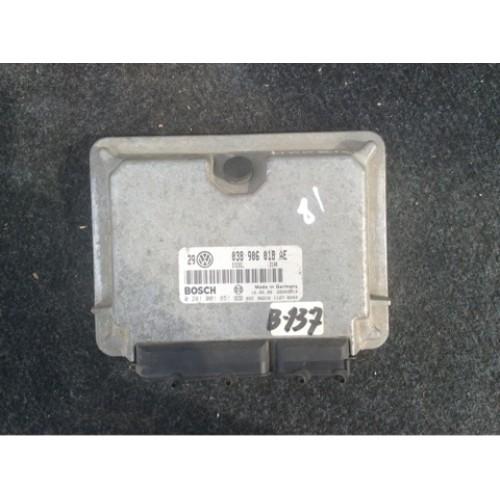 Блок управления двигателем (ЭБУ) 1.9 TDI ALH BOSCH (038906018ae, 0281001851)