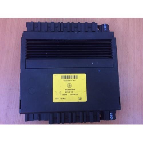 Блок управления передним правым сиденьем (3D0959759B, 901349103)