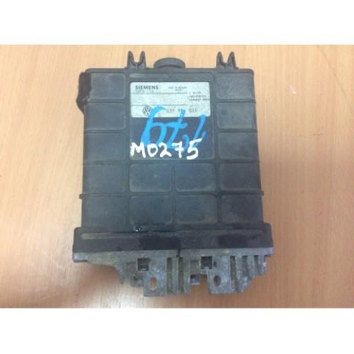 Блок управления двигателем (ЭБУ) 2.0 бензин SIEMENS (5WP4154, 037906025)
